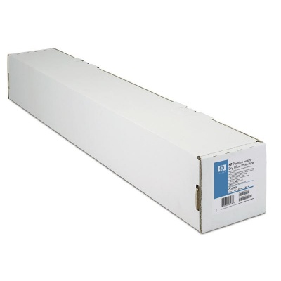 HP Premium Instant-dry Gloss Photo Paper-914 mm x 30.5 m (36 in x 100 ft),  10.3 mil,  260 g/m2, Q7993A