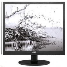 """AOC MT IPS LCD 19"""" i960Srda, IPS panel, 1280x1024, 5:4, 5ms, 20M:1, 250cd/m, D-Sub, DVI-D, repro"""