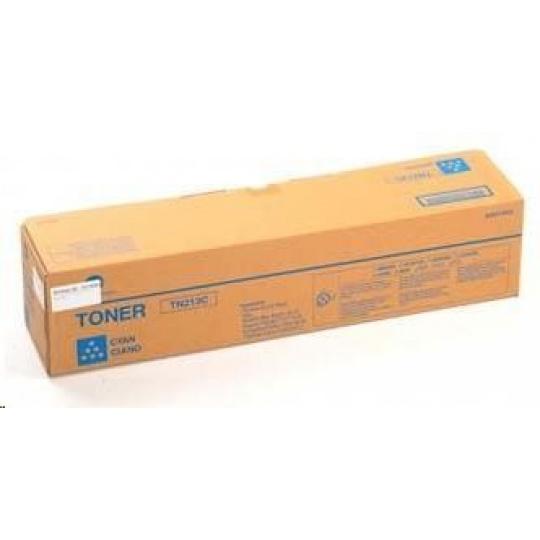 Minolta Toner TN-213C, azurový do bizhub C203, C253 (19k)