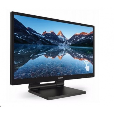 """Philips MT IPS LED 23,8"""" 242B9T/00 - IPS panel, 1920x1080, 50M:1, HDMI, D-Sub, DVI-D, DP, USB, repro, touch, posk obal"""