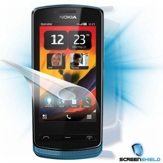 ScreenShield fólie na celé tělo pro Nokia 700