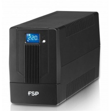 Fortron UPS FSP iFP 1000, 1000 VA / 600W, LCD, line interactive