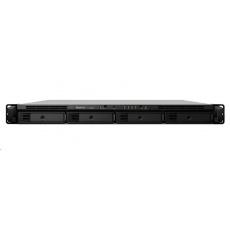 Synology RS820RP+ RackStation (4C/AtomC3538/2,1GHz/2GBRAM/4xSATA/2xUSB3.0/1xeSATA/4xGbE/1xPCIe/RP) + záruka 5 let