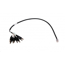 Platinum Tools CA015 - Redukční kabel RJ45 / 8x krokosvorka