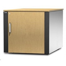 APC NetShelter CX Mini Enclosure, 12U, 750mm x 600mm