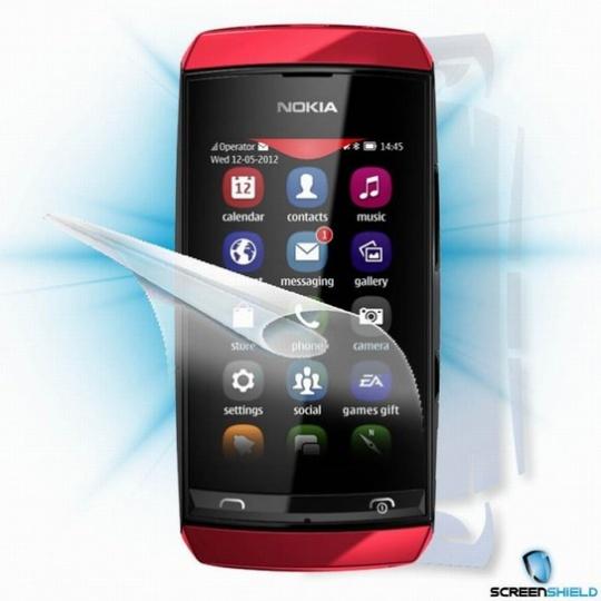 ScreenShield fólie na celé tělo pro Nokia Asha 306