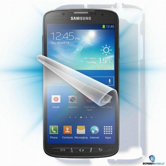 ScreenShield fólie na celé tělo pro Samsung Galaxy S4 Active (i9295)