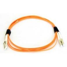 Duplexní patch kabel MM 62,5/125 OM1, LC-LC, LS0H, 1m