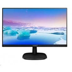 "Philips MT IPS LED 23,8"" 243V7QDAB/00 - IPS panel, 1920x1080, 250cd, D-Sub, DVI-D, HDMI, repro"