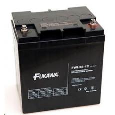 Baterie - FUKAWA FWL 28-12 (12V/28 Ah - M5), životnost 10let
