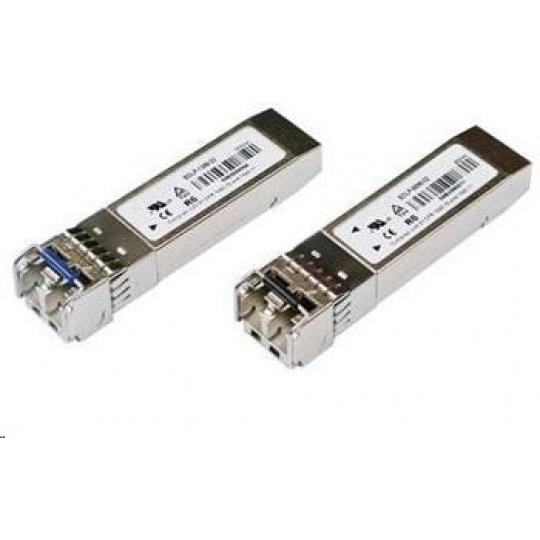 SFP+ transceiver 10 GBASE-LR/LW , multirate , SM 10 km , 1310 nm , LC Duplex , DMI diagnostika , HP/H 3 C· kompatibilní