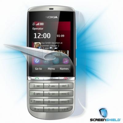 ScreenShield fólie na celé tělo pro Nokia Asha 300