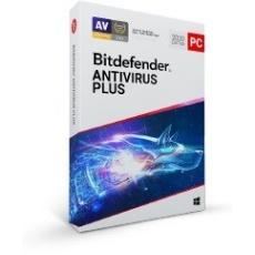 Bitdefender Antivirus Plus - 3PC na 3 roky- elektronická licence do emailu