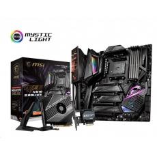 MSI MB Sc AM4 MEG X570 GODLIKE, AMD X570, 4xDDR4, E-ATX, Wi-Fi