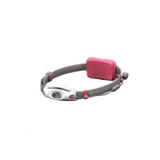 LEDLENSER čelovka NEO 6R - růžová - Blister