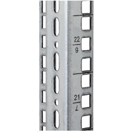 TRITON Vertikální lišta 47U, cena za 1ks