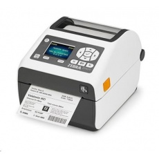 Zebra DT tiskárna etiket ZD620d Healthcare, LCD, 300 dpi, USB, USB Host, Serial, LAN, 802.11, BT ROW