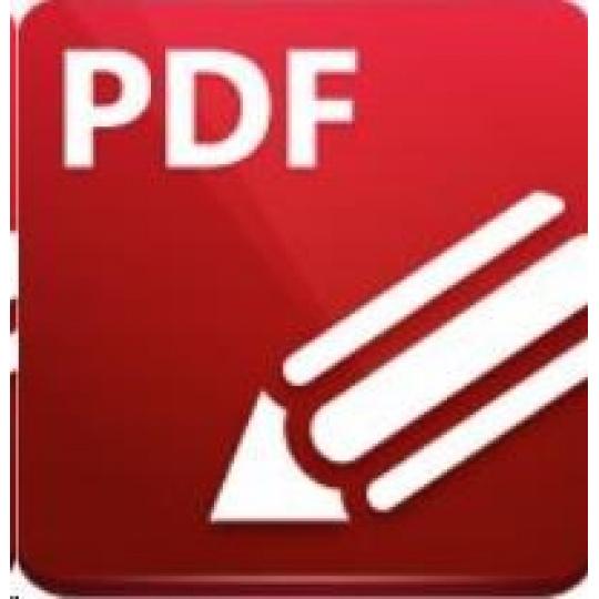 PDF-XChange Editor 9 - 3 uživatelé, 6 PC/M3Y
