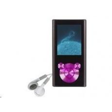 Orava M-16G 16GB red MP3/MP4 přehrávač
