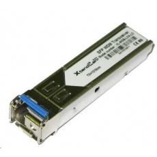 SFP [miniGBIC] modul, 1000Base-LX, LC simplex konektor, WDM TX1310nm/RX1550nm SM, 20km (Cisco, Dell,Planet kompatibilní)