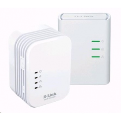 D-Link DHP-W311AV PowerLine AV 500 Wireless N Mini Extender Starter Kit