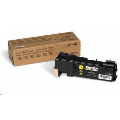 Xerox Toner Yellow pro WC6505/6500 (1.000 str)