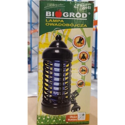 ARKAS 3W Bug zapper lamp UV lampa - hubič komárov