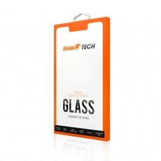 RhinoTech 2 Tvrzené ochranné 2.5D sklo pro Xiaomi Redmi Note 8 (Edge Glue) Black
