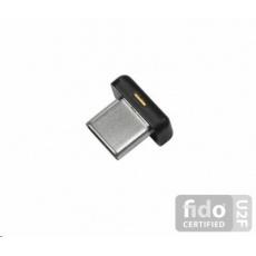 YubiKey 5C Nano - USB-C, klíč/token s vícefaktorovou autentizaci, podpora OpenPGP a Smart Card (2FA)