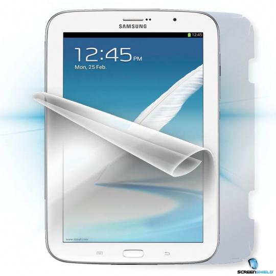 ScreenShield fólie na celé tělo pro Samsung Galaxy Note 8 (N5100)