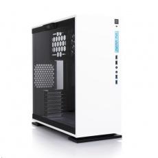 IN WIN skříň 303, White, Mid Tower, bez zdroje, USB 3.0, ventilátor