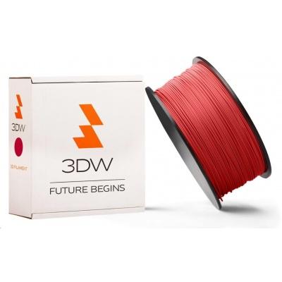 3DW ARMOR - PLA filament, průměr 1,75mm, 1kg, červená