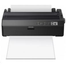 EPSON tiskárna jehličková LQ-2090IIN, A4, 24 jehel, 1+6 kopii, USB 2.0,Ethernet, Energy Star