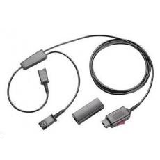 PLANTRONICS kabel pro školení s přepínačem (Y-Adapter Trainer)