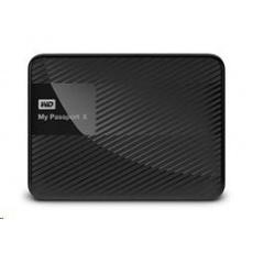 """WD My Passport X 3TB Ext. 2.5"""" USB3.0, Black (X-BOX, PS )"""