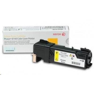 Xerox Toner Yellow pro Phaser 6140 (2.000 str)