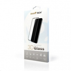 RhinoTech 2 Tvrzené ochranné 3D sklo pro Apple iPhone 7 Plus / 8 Plus (Black)
