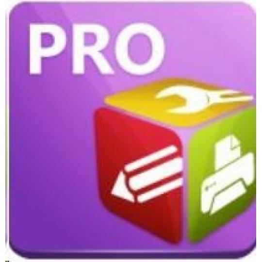 PDF-XChange PRO 9 - 1 uživatel, 2 PC + Enhanced OCR/M2Y