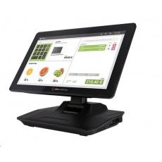 Colormetrics Vion, 39.6 cm (15,6''), Projected Capacitive, SSD, black, fanless