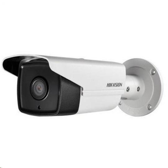 HIKVISION IP kamera 4Mpix, 2560x1440 až 25sn/s, obj. 2,8mm (100°), PoE, IRcut, IR,microSDXC, 3DNR, venkovní (IP67)