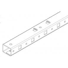 TRITON Zesilující prvek vertikálních lišt pro rozvaděče RTA 42U, zvyšuje nostnost až na 1500kg
