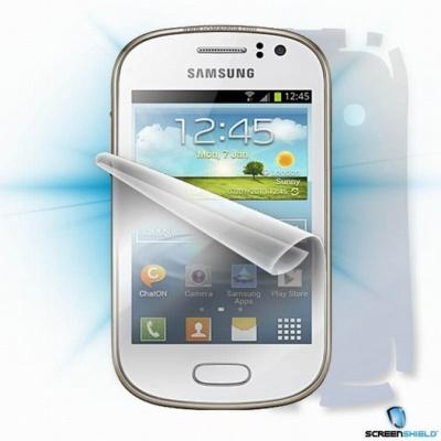 ScreenShield fólie na celé tělo pro Samsung Galaxy Fame (S6810)