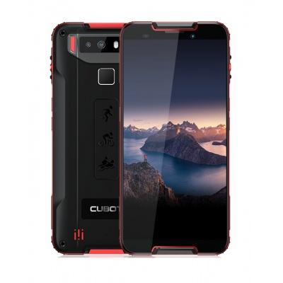 Cubot Quest, 4GB/64GB, Red - bazar, rozbaleno