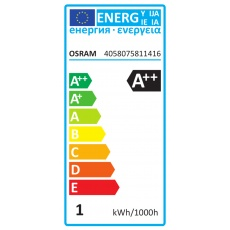 OSRAM LED STAR PIN CL 0,9W 12V 827 G4 100lm 2700K (CRI 80) 15000h A++ (Blistr 1ks)