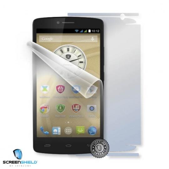ScreenShield fólie na celé tělo pro Prestigio MultiPhone PSP 5500 DUO