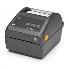 Zebra DT tiskárna etiket ZD420d Locking, 203 dpi, USB, USB Host, Modular Connectivity Slot, 802.11, BT ROW