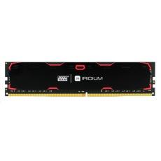 DIMM DDR4 8GB 2400MHz CL15 GOODRAM IRDM, black