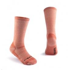 Naturehike ponožky merino vel. 36-39 - oranžová