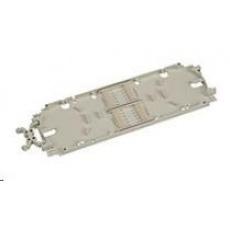 Solarix Fiber tray 24f SX-FT-D-96
