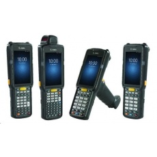 Zebra MC3300 Premium, 1D, BT, Wi-Fi, NFC, num., IST, PTT, Android